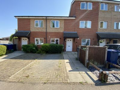 PERTH CLOSE, NORTHOLT, MIDDLESEX,